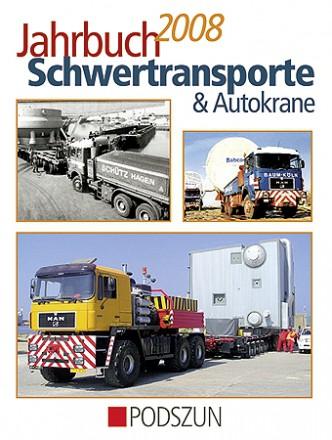 Jahrbuch Schwertransporte 2008