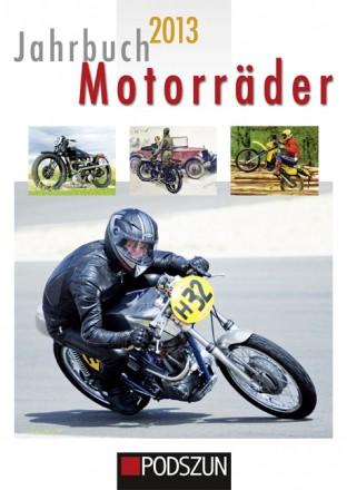Jahrbuch Motorräder 2013