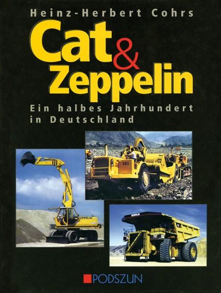 Cohrs: Cat & Zeppelin
