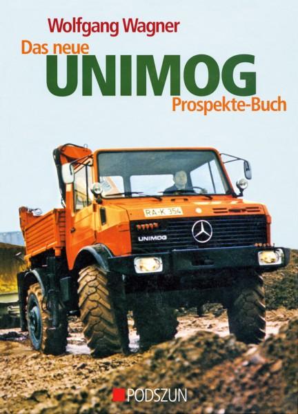 Wolfgang Wagner: Unimog Prospekte