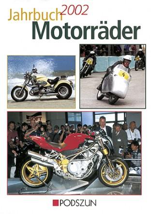 Jahrbuch Motorräder 2002