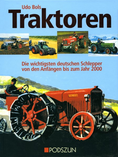 Udo Bols: Traktoren