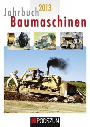 Jahrbuch Baumaschinen 2013