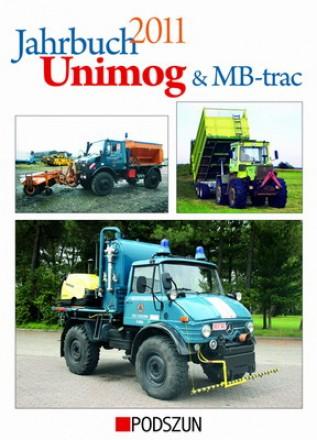 Jahrbuch Unimog & MB-trac 2011