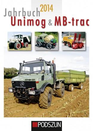 Jahrbuch Unimog und MB-trac 2014