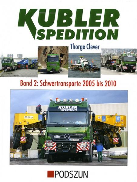Thorge Clever: Kübler Spedition, Band 2