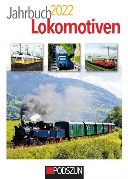 Jahrbuch Lokomotiven 2022