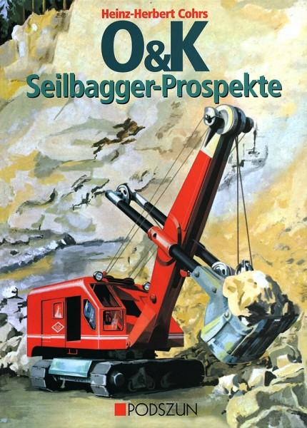 Cohrs: O&K Seilbagger Prospekte