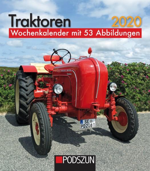 Traktoren 2020 Wochenkalender