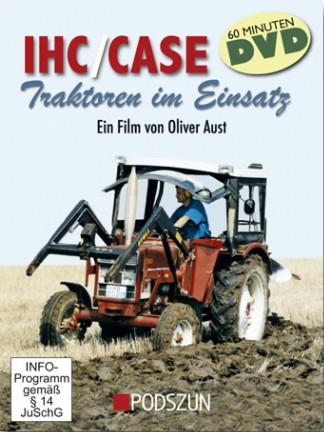 IHC/Case Traktoren im Einsatz (DVD)