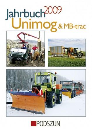 Jahrbuch Unimog & MB-trac 2009