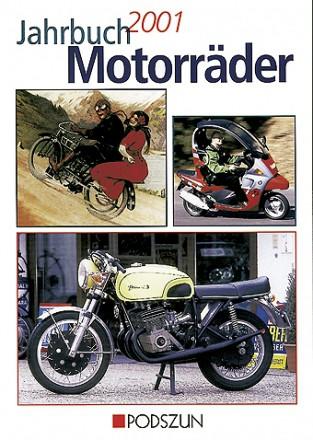 Jahrbuch Motorräder 2001