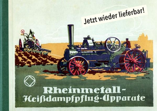 Rheinmetall-Heißdampfpflug-Apparate