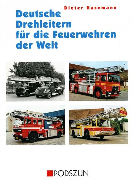 Deutsche Drehleitern für die Feuerwehren