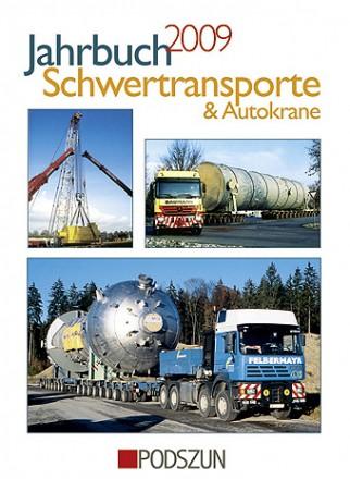 Jahrbuch Schwertransporte 2009