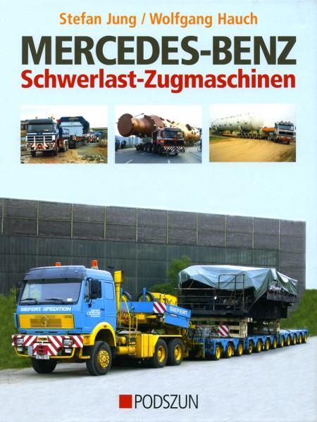 Mercedes-Benz Schwerlastzugmaschinen
