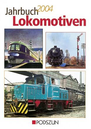 Jahrbuch Lokomotiven 2004