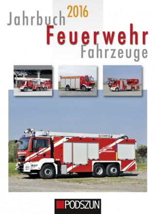 Jahrbuch Feuerwehrfahrzeuge 2016