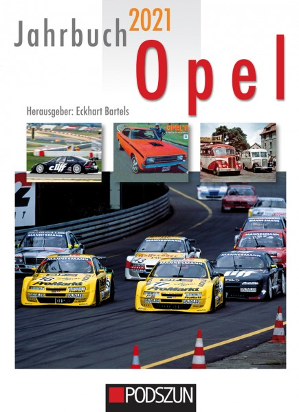 Jahrbuch Opel 2021