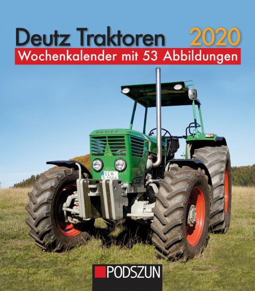 Deutz Traktoren 2020 Wochenkalender