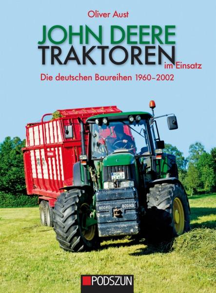 John Deere Traktoren im Einsatz