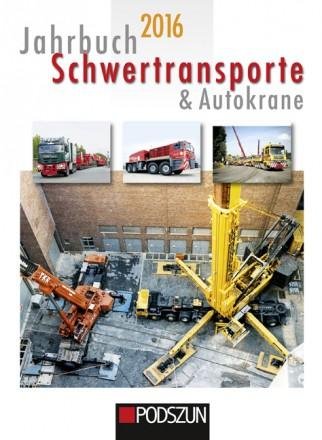 Jahrbuch Schwertransporte 2016