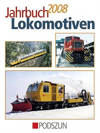 Jahrbuch Lokomotiven 2008