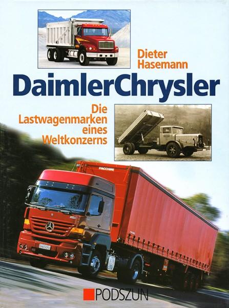 DaimlerChrysler – Die Lastwagen