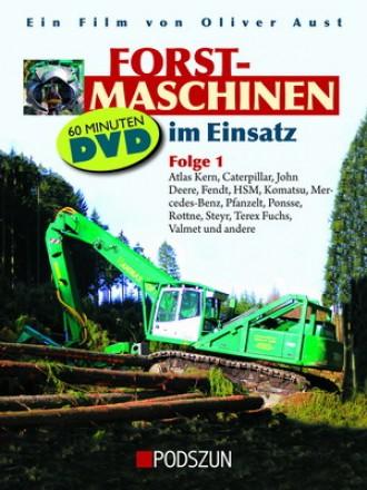 Forstmaschinen im Einsatz, Folge 1 (DVD)