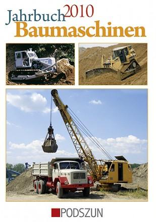 Jahrbuch Baumaschinen 2010