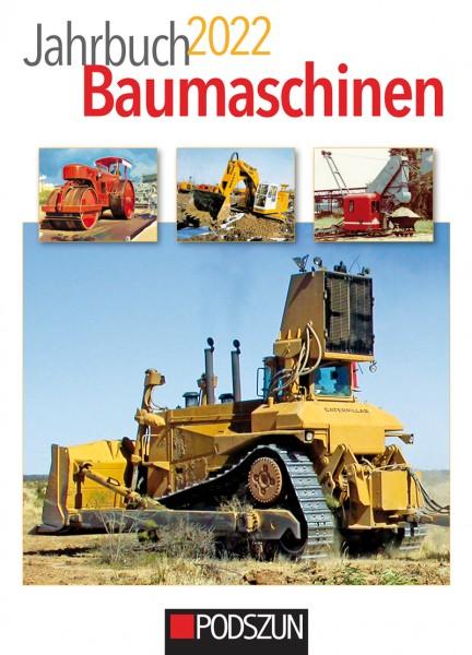 Jahrbuch Baumaschinen 2022