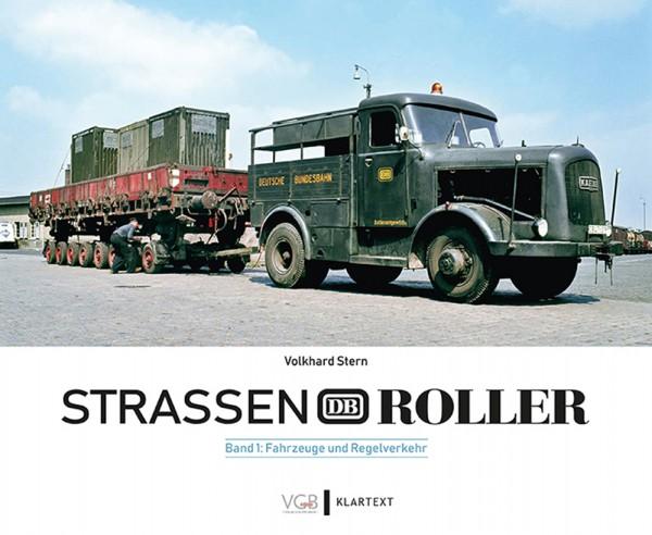 Straßenroller Band 1: Fahrzeuge und Regelverkehr