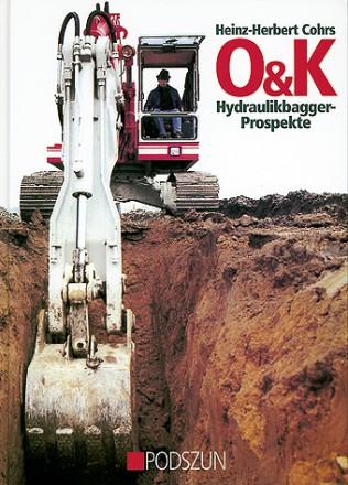 Cohrs: O&K Hydraulikbagger Prospekte