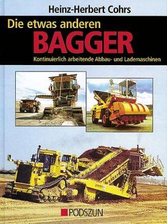 H.-H. Cohrs: Die etwas anderen Bagger