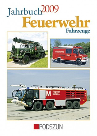 Jahrbuch Feuerwehrfahrzeuge 2009