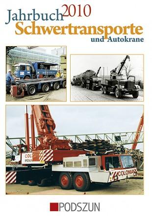 Jahrbuch Schwertransporte 2010