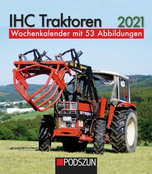 IHC Traktoren 2021 Wochenkalender