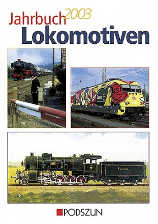 Jahrbuch Lokomotiven 2003