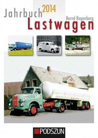Jahrbuch Lastwagen 2014