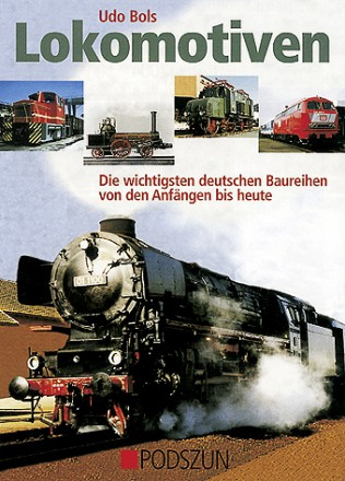 Lothar Spielhoff: Lokomotiven