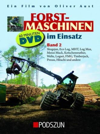 Forstmaschinen im Einsatz, Folge 2 (DVD)