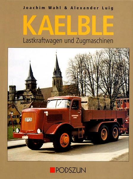 Kaelble Lastwagen und Zugmaschinen