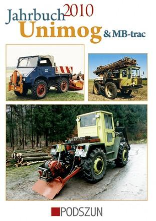 Jahrbuch Unimog & MB-trac 2010