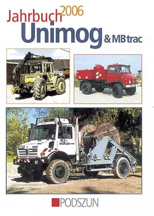 Jahrbuch Unimog & MB-trac 2006