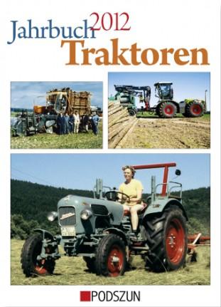 Jahrbuch Traktoren 2012