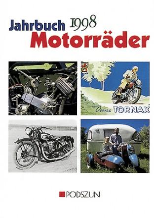 Jahrbuch Motorräder 1998