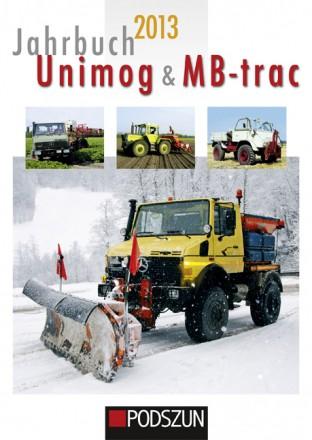 Jahrbuch Unimog & MB-trac 2013