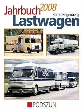 Jahrbuch Lastwagen 2008
