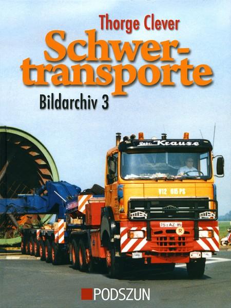 Schwertransporte Bildarchiv 3