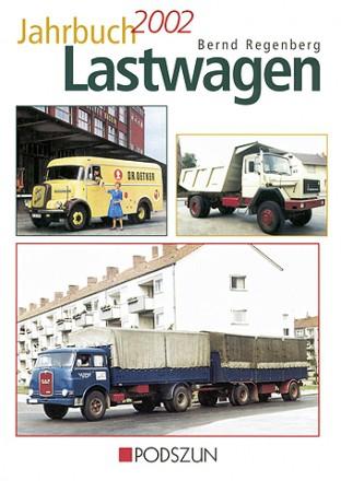 Jahrbuch Lastwagen 2002